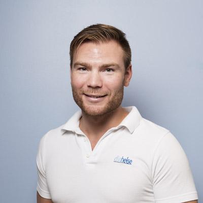 Kiropraktor Martin Grimsrud